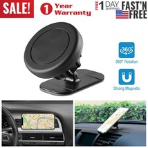 Universal Phone Holder Car Mount 360° Dashboard Magnetic for iPhone XS/X... - $7.99