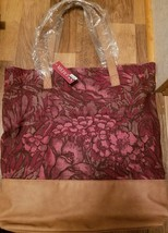 Merona Women's handbag tote - $29.99