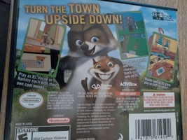 Nintendo DS Over The Hedge image 2
