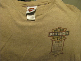T-Shirt Harley Davidson Horsepower Williamsport Pa - $39.98
