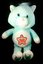 "Care Bears Proud Bear 12"" Plush 2003 Nanco - $14.01"