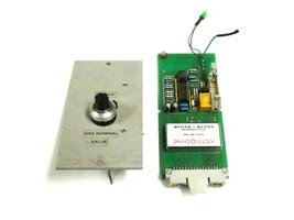 ELATRON 4549.09.01 GAS FLOW CONTROL BOARD 870476050114 45499001 image 1