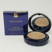 Estee Lauder Double Wear Stay In Place Matte Powder Foundation 4N3 Maple Sugar  - $32.71