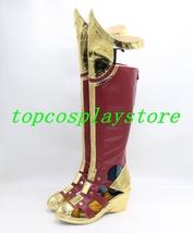 Batman v Superman Dawn of Justice Wonder Woman Diana Prince Cosplay shoes boot 1 - $65.00