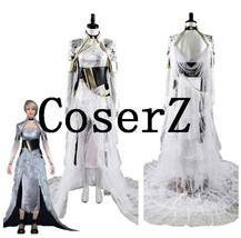 Final Fantasy XV Lunafreya Nox Fleuret Dress Cosplay Costumes  - $135.00