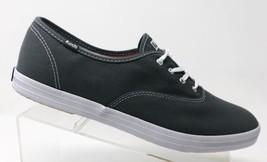 Keds WF35186 Women's Size 11 M Grey Graphite Canvas Fashion Sneakers Shoes - $24.18