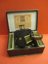 All Original PLANCK Magic Lantern Laterna Magica 1895 + Box  - $495.00
