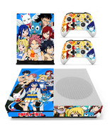 Anime Fairy Tail Xbox One S Slim Console Skin Set Vinyl Decals Stcikers ... - $12.50