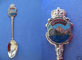 KELOWNA BC. Souvenir Collector Spoon Collectible OGOPOGO Sea MONSTER Vin... - $5.95