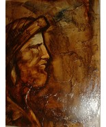 Vintage  Abstract Oil Painting by Artist Knutson - $250.00