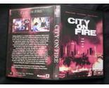 CITY ON FIRE DVD 1979 Henry Fonda