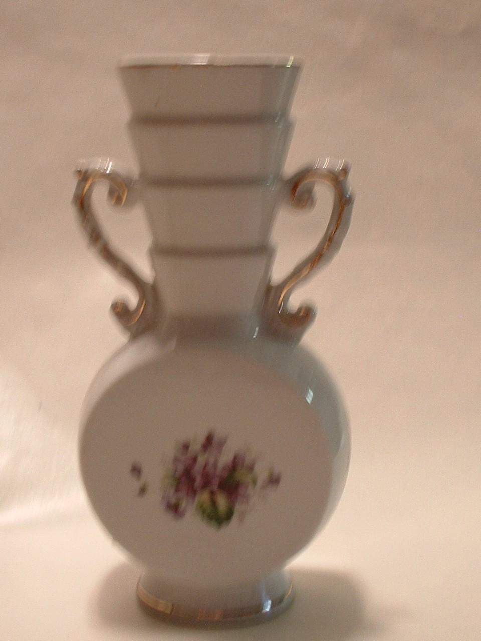 Vintage Porcelain Vase 25