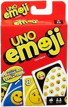 Mattel Games UNO Emoji Card Game Free Shipping - $6.50