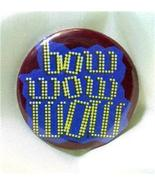 """Vintage """"Bow Wow Wow"""" 1980s Pinback Button - $13.00"""