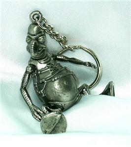 Phantom Menace Character Watto Articulated Key Ring