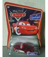 Disney Pixar CARS Supercharged CRUISIN' LIGHTNING McQUEEN SC - $6.00