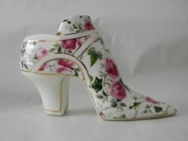 Vintage Porcelain Shoe - $16.00