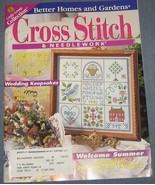 Cross Stitch & Needlework June 1998 - $3.75