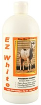 EZ White Shampoo for Dogs Tough on manure and grass stains 32oz - $28.56