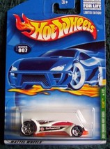 VULTURE Hot Wheels TREASURE HUNT 2001 #7/12 diecast NIB T-Hunt - $7.00