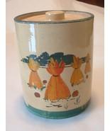 Vintage Older Than Dirt Cookie Jar Stoneware - $48.00