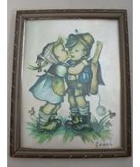 Vintage Cute Print - $14.00