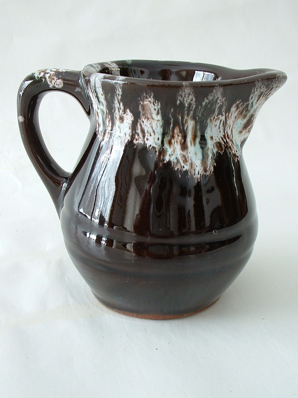 Vintage Pottery Syrup Pitcher or Creamer