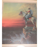 Vintage The Arabian Knight Print by Tomasso - $28.00