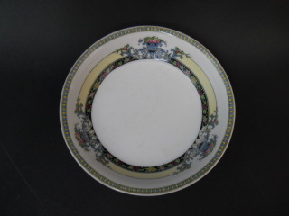 "Vintage Noritake China Daventry Pattern 6 1/4""  Bread and Butter Plates Japan"
