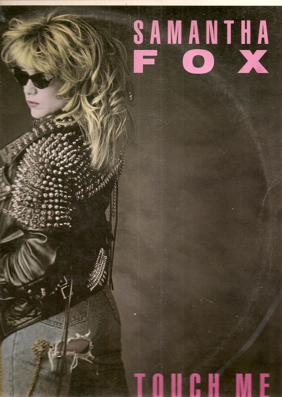 LP--Fox, Samantha Touch Me