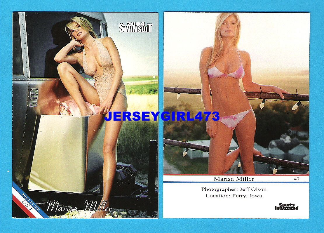 Marisa Miller 2004 Sports Illustrated SI Swimsuit Card #47