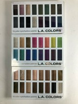 L.A. Colors 16 Color Eye Shadow Palette Choose Your Palette - $7.49+