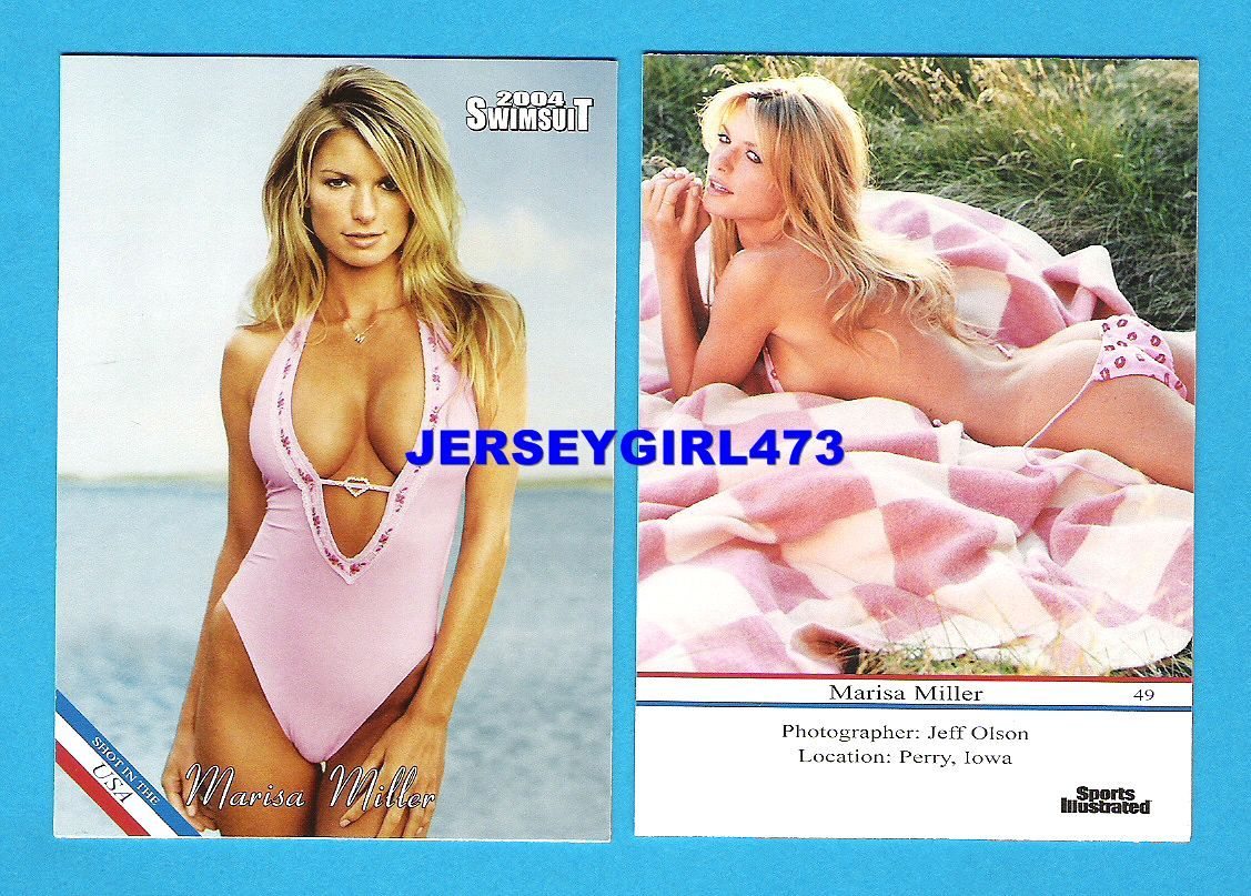 Marisa Miller 2004 Sports Illustrated SI Swimsuit Card #49