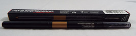 Smashbox Brow Tech Matte Pencil with Grooming Tool Brush in Gold Shimmer - $14.88