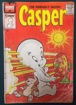 The Friendly Ghost Casper #4 (1958) Harvey Comics Good - $9.89
