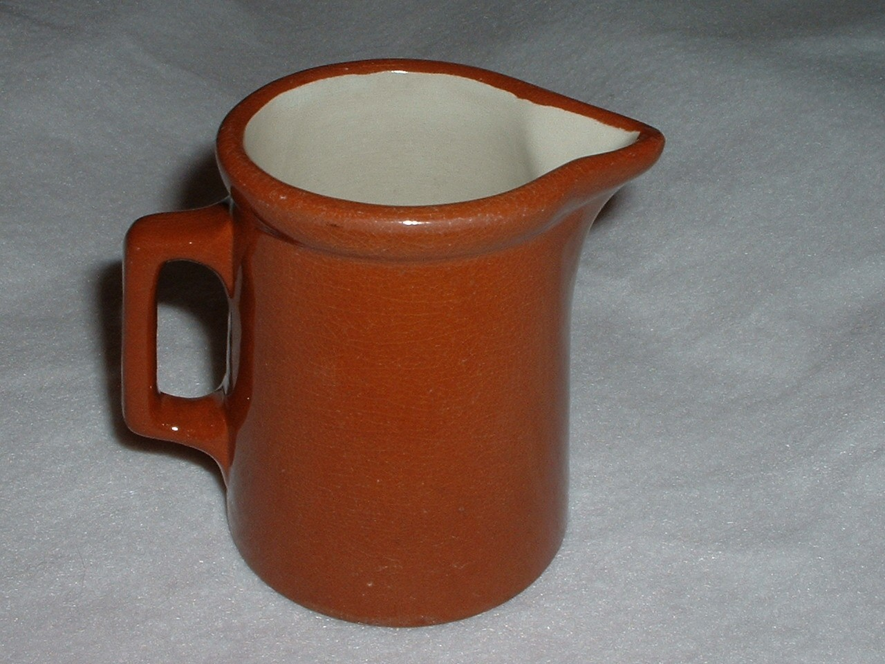 Small Vintage Weller Pitcher