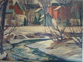 Vintage Original Painting - $1,400.00
