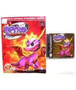 Spyro Ripto's Rage W/Prima Strategy For Playstation & PS2 Game system - $18.00