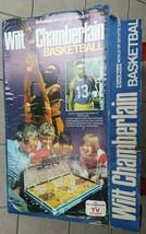 Vintage Wilt Chamberlain Nba Table Top Basketball Game 1973 Coleco Classic - $138.55