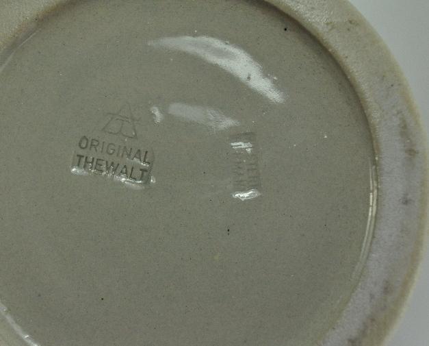 Frankfurt Western Germany Thewalt Crest Beer Mug Stein