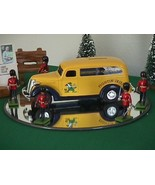 Notre Dame Fightin Irish 1938 Chevrolet Diecast Truck Model Limited Edition - $24.95