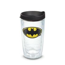 Batman Emblem Tumbler With Lid 16 oz Tervis®  - $26.98