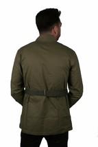 Dope Herren Standard Ausgabe M65 Militär Stil Jacke Nwt image 2