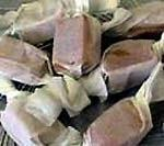 2 lbs GOURMET WALNUT CREAM CARAMELS Homemade Candy GIFT