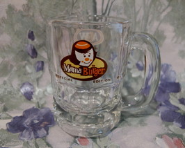 A&W ROOTBEER Mug MAMA Burger CANADA SPECIAL EDITION Root Beer CHILD Size - $9.95