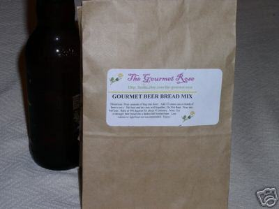 2 Lot GOURMET BEER BREAD MIX Homemade Party Mixes Football Superbowl APPETIZER
