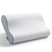 EXQ Home Neck Pillow for Sleeping Contour Memory Foam Pillow for Side Sl... - €45,10 EUR