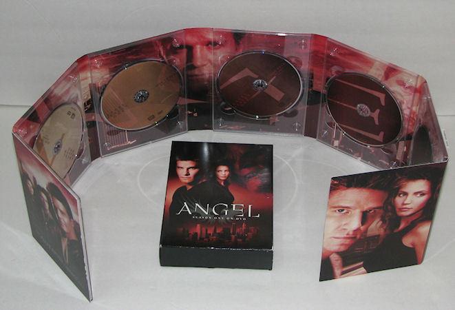 Angel - Season 1 (6 disk DVD set)