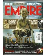 Empire March 2009 THE HOBBIT movie Heath Ledger MORE  - $10.00