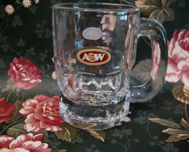 A&W ROOT BEER MUG Small Oval Logo Since 1956 Rootbeer Small CHILD Size  - $9.95